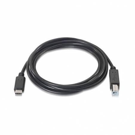 CABLE MICRO USB A M A USB A H OTG 0.15 MT NANOCABLE 10.01.3000
