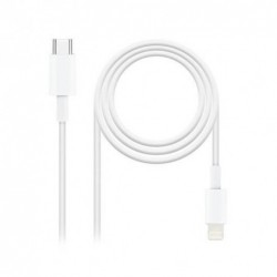 CABLE LIGHTNING M A USB M 1 MT APPROX APPC03V2