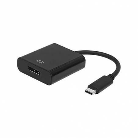 VISOR VFD 2X20 USB NEGRO VC02VFD86
