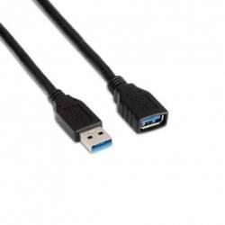 CABLE USB M A USB H 3 MT...